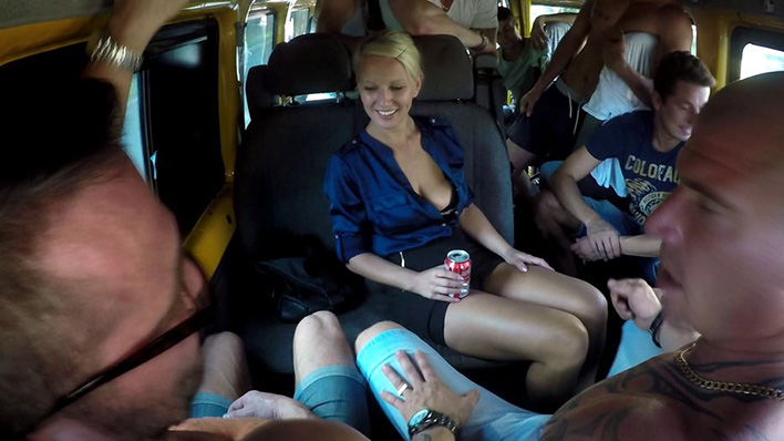 Get Your favorite Czech Bang Bus pictures here